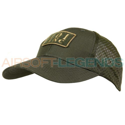 101Inc. Logo Tactical Mesh Cap OD