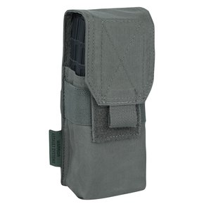 Warrior Assault Systems Single M4 Double Mag Pouch Ranger Green