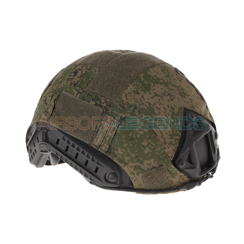 Invader Gear FAST Helmet Cover Digital Flora