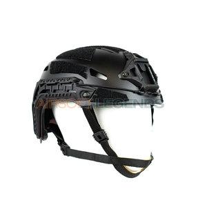 FMA Caiman Ballistic Helmet Black (M/L)