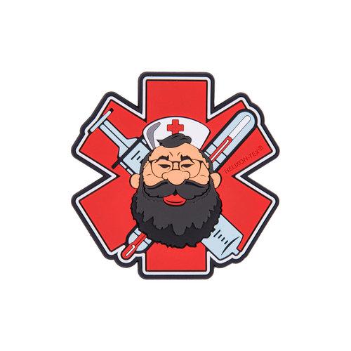 Helikon-Tex Beardman Medic Patch