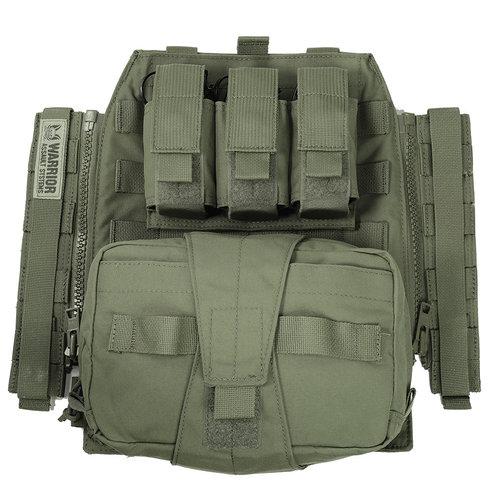Warrior Assault Systems Assaulters Back Panel OD Green