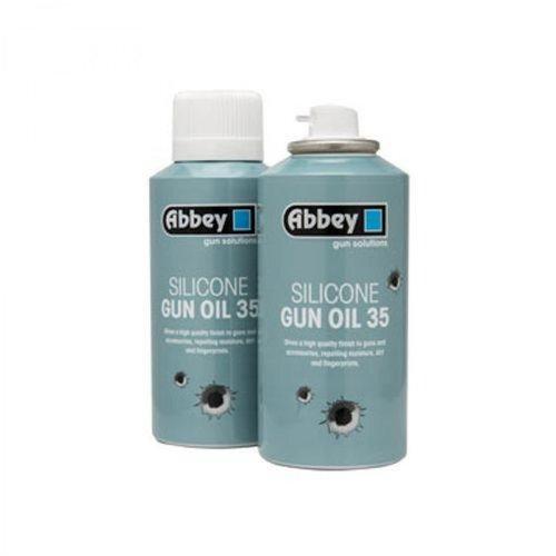 Abbey Silicone Gun Oil 35 Aerosol 150ml