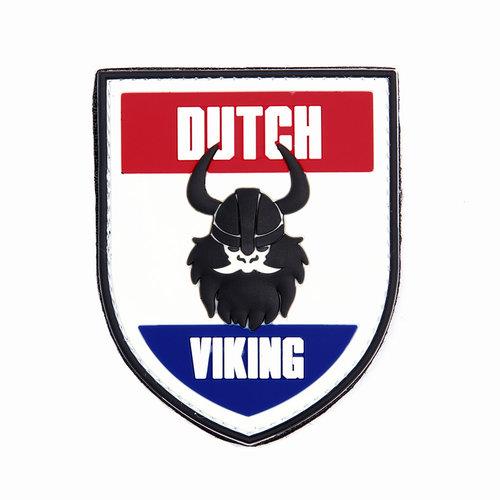 101Inc. Dutch Viking PVC Patch