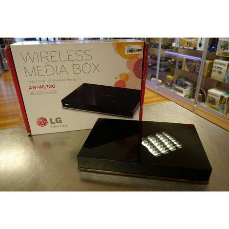 LG Wireless Media Box