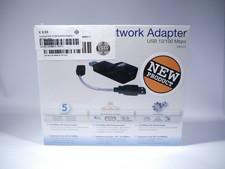 Eminent USB 10/100 Netwerk Adapter | Nieuw in doos