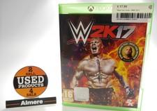 xbox Xbox One Game : WWE 2K17