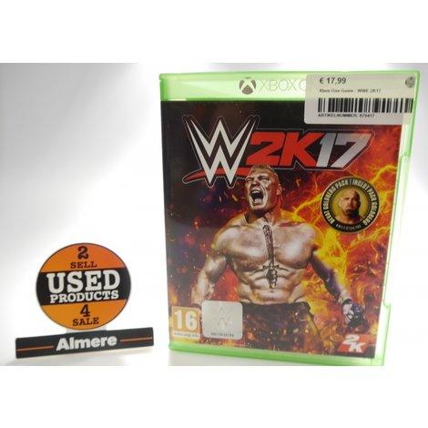 Xbox One Game : WWE 2K17