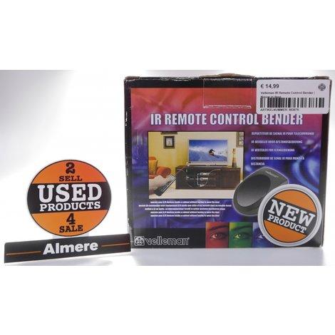 Velleman IR Remote Control Bender | Nieuw in doos