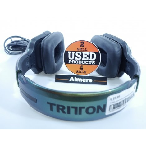 Tritton Sworm Green Gaming Headset | Nette staat
