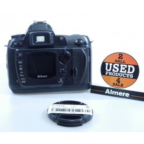 Nikon D70 + Sigma 55-200mm f/4-5.6 DC D Lens   Nette staat