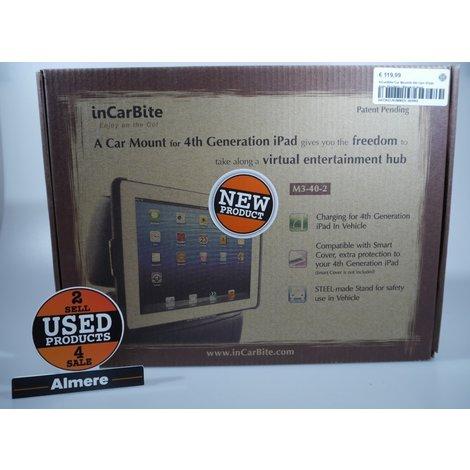 InCarBite Car Mounth 4th Gen iPads Auto Houders | Nieuw in doos