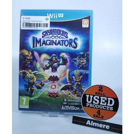 Nintendo Wii U Game: Skylanders - Imaginators