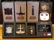 Star Wars Display Drone's | Nieuw