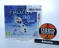 nintendo Nintendo 3DS Game: Disney Frozen Olaf's Quest