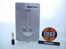 Apogee Duet met geluidskaart voor PC