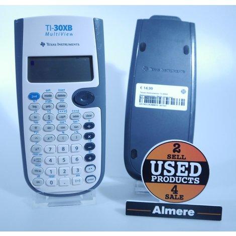 Texas Instruments TI-30XB Rekenmachine   Nette staat met garantie
