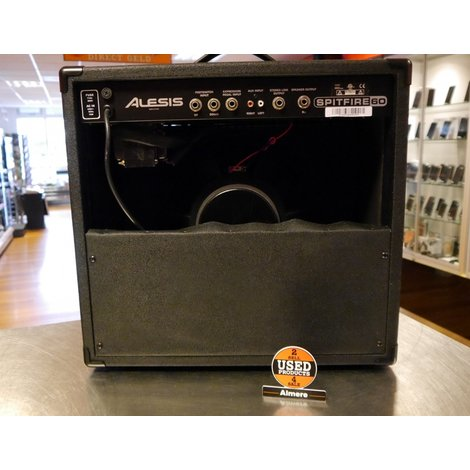 Alesis SpitFire 60 Amplifier | Redelijke staat met garantie