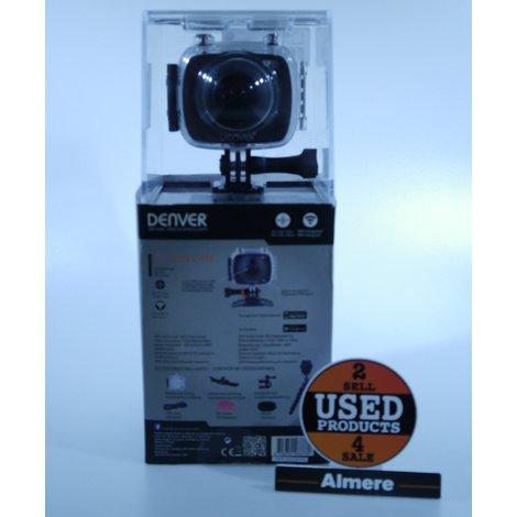 Denver ACV-8305W 360 graden Action Cam | Nette staat met garantie