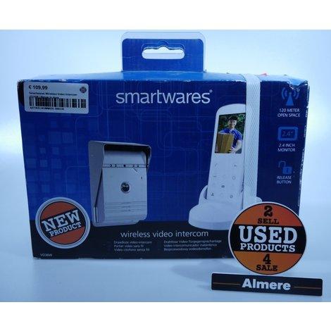Smartwares Wireless Video Intercom VD36W | Nieuw in doos