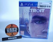 playstation Playstation 4 Game: Detroit - Become Human