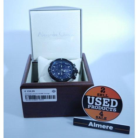 Alexandre Christie 6410MC Horloge Redelijke Staat