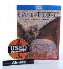 blu-ray Game of Thrones The Complete Seasons 1t/m6 - Blu-ray