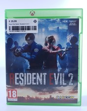 xbox Xbox One Game: Resident Evil 2