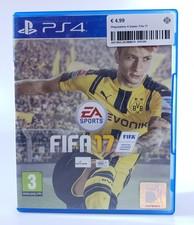 playstation PlayStation 4 Game: FIFA 17