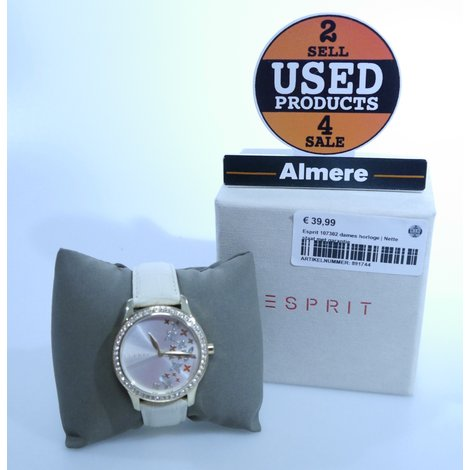 Esprit 107302 dames horloge   Nette staat met garantie