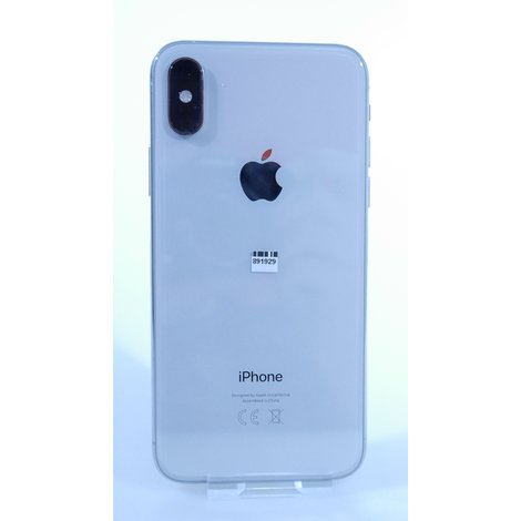 iPhone XS 256GB Silver | Nette staat