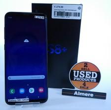 Samsung Samsung Galaxy S8+ 64GB Midnight Black   Nette staat
