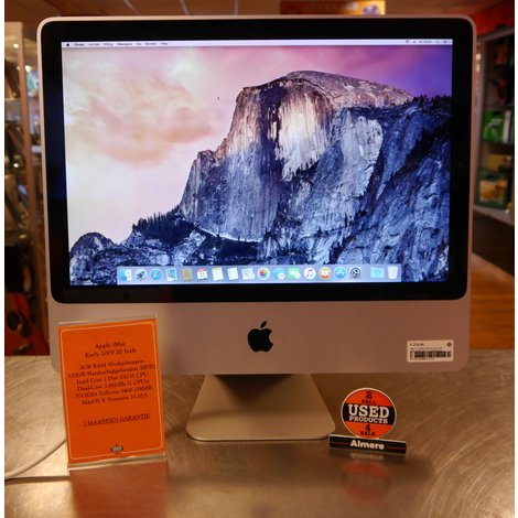 Apple iMac 20 Inch Early 2009