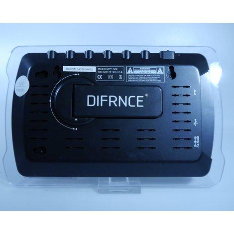 Difrnce DPF720 Fotolijst