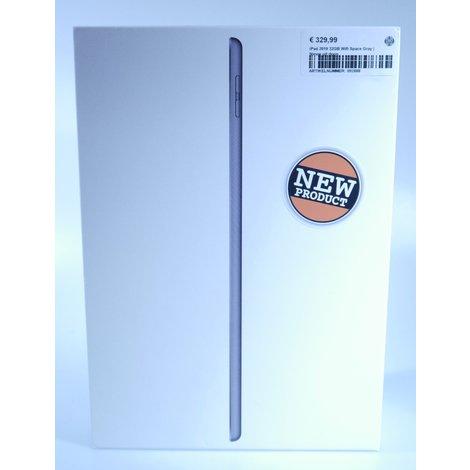 iPad 2019 32GB Wifi Space Gray   Nieuw uit doos