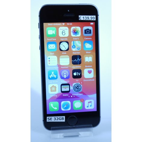 iPhone SE 32GB Space Gray | In nette staat