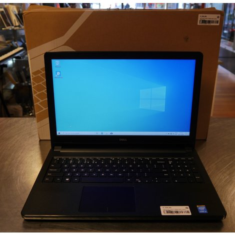 Dell Vostro 3558 i3 500GB 4GB Laptop | Nette staat