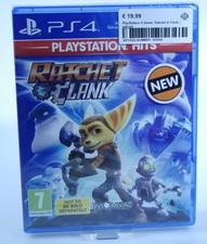 PlayStation 4 Game: Ratchet & Clank | NIEUW
