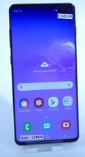 Samsung Galaxy S10+ 128GB Black | In nette staat