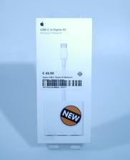 Apple Apple USB-C Digital AV Multiport Adapter   Nieuw in doos