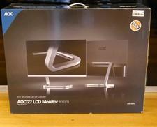 AOC PDS271 Ultra Wide 27 inch Monitor   Nieuw in doos