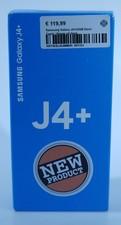 Samsung Galaxy J4+32GB Duos Zwart   Nieuw uit doos