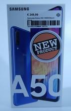 Samsung Galaxy A50 128GB Blauw   Nieuw