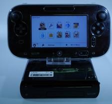 Nintendo Wii U 32GB Zwart   Gebruikte staat
