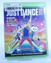 Xbox One Game: Just Dance 2018
