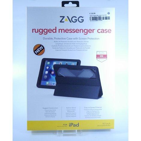 ZAGG Rugged Messenger Case iPad 2017 en 2018 9.7 | Nieuw