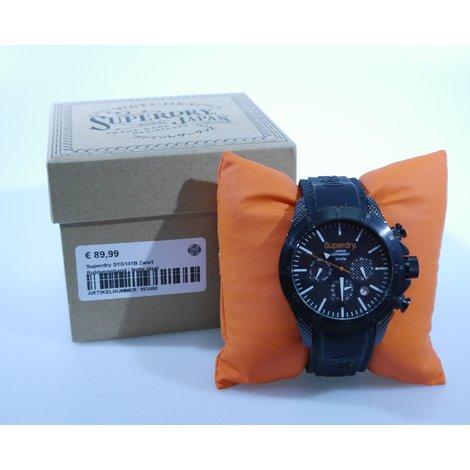 Superdry SYG141B Zwart Rubberenband   Nette staat