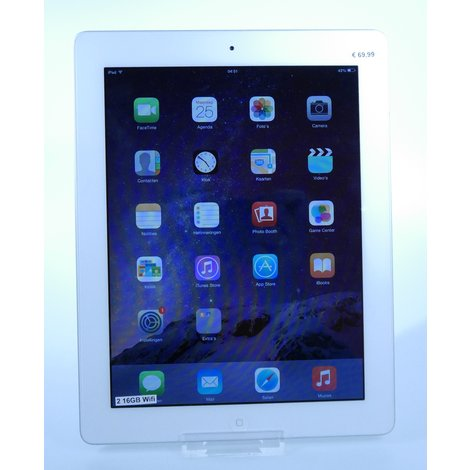 iPad 2 16GB Wifi | Nette staat