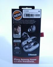 Cellularline Cellularline Petit Headset In-ear Zwart | Nieuw in doos