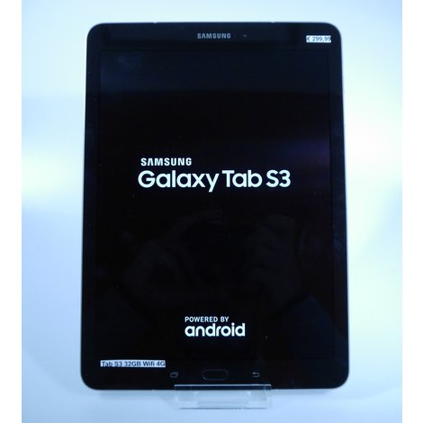 Samsung Galaxy Tab S3 32GB Wifi 4G | Nette staat